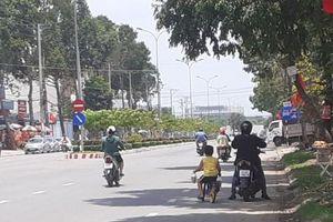 Đừng để trẻ thành nạn nhân của tai nạn giao thông