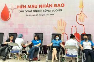 Công đoàn Tổng Công ty Giấy Việt Nam: Những giọt máu hồng lan tỏa yêu thương