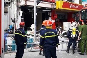 Viện KHHS khám nghiệm vụ nổ khí gas làm 3 người bị thương
