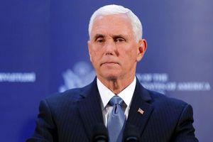 Phó Tổng thống Mỹ tự cách ly sau khi Thư ký báo chí mắc Covid-19