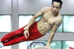 Tuyển Thể dục dụng cụ Việt Nam: Rèn những bài căn bản, hướng tới suất dự Olympic tiếp theo