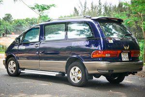 Toyota Previa phiên bản nhà di động giá 170 triệu tại TP.HCM