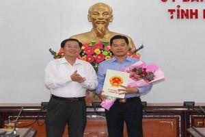 Chủ tịch Bình Định trao quyết định bổ nhiệm Giám đốc Sở Kế hoạch và Đầu tư