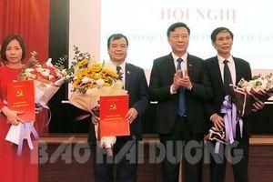 Trưởng ban Tổ chức Tỉnh ủy Hải Dương nói gì về thông tin 'Bí thư thị ủy Kinh Môn được bổ nhiệm vì là người nhà của Bí thư Tỉnh ủy'