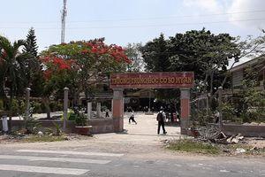 Hàng trăm bài kiểm tra được nâng điểm ở Vĩnh Long: Lại do lỗi nghiệp vụ?