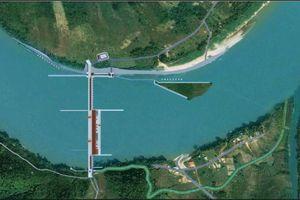 Lào sẽ xây đập thủy điện mới trên sông Mê Kông