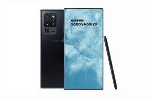 Rò rỉ thông số kỹ thuật Galaxy Note 20, không có phiên bản Ultra
