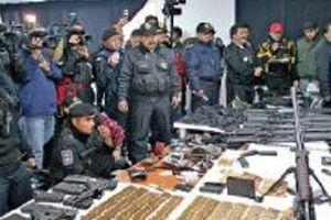 Buông lỏng kiểm soát vũ khí tại Mỹ làm gia tăng các vụ giết chóc ở Mexico