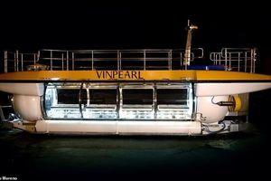Công nghệ tàu ngầm vô cực của Vinpearl Nha Trang có gì?