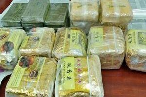 Chặn đứng đường dây ma túy từ nước ngoài vào Việt Nam