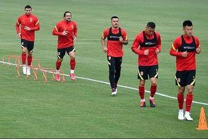 Trung Quốc có thể tới 6 cầu thủ nhập tịch để đá vòng loại World Cup