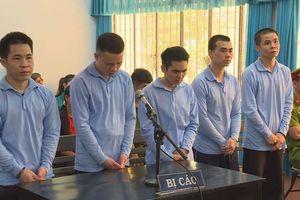 5 người đàn ông vào tù sau câu nói 'có người bắt cóc'
