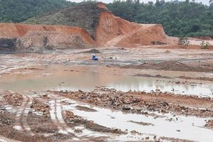 Ngang nhiên san hạ trái phép gần 10 ha đất rừng