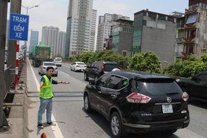 Tận thấy công nghệ đếm xe tự động tại đường trên cao Vành đai 3
