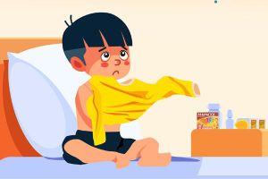 3 bệnh truyền nhiễm dễ lây cho trẻ mùa này