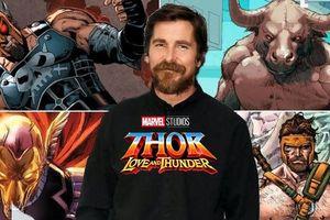 Cựu Người Dơi sẽ sắm vai phản diện nào trong Thor: Love and Thunder ?