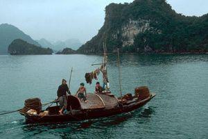 Nhịp sống hối hả, nhộn nhịp ở Quảng Ninh năm 1994-1995