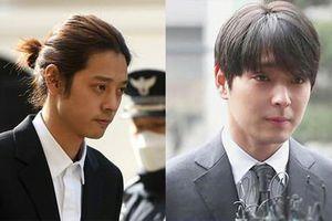 Jung Jon Young và Choi Jong Hoon được giảm án cưỡng dâm và quay lén