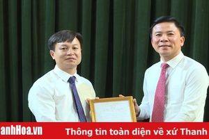Huyện Hà Trung có Phó Bí thư huyện ủy mới