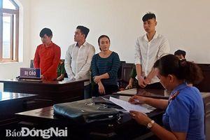 54 năm tù cho những kẻ buôn bán ma túy