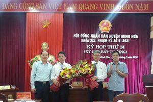 Quảng Bình, Kon Tum kiện toàn nhân sự, bổ nhiệm lãnh đạo mới