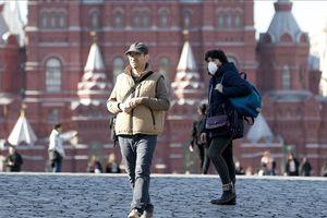 Cập nhật Covid-19: Nga vượt Anh trở thành ổ dịch lớn thứ 3 thế giới