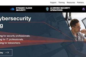 Fortinet cung cấp miễn phí các khóa đào tạo trực tuyến về an ninh mạng