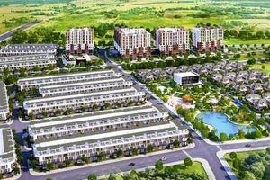 Hưng Yên lập quy hoạch khu đô thị rộng 33,15ha ở Phố Nối