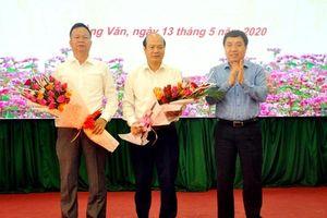 Hà Giang, Bắc Giang bổ nhiệm nhân sự, lãnh đạo mới