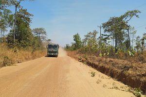 Xã biên giới đặc biệt khó khăn ở Gia Lai mòn mỏi chờ 1 con đường thuận tiện