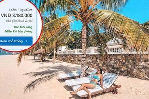 Hàng loạt resort đẳng cấp giảm mạnh giá phòng: Từ 20 triệu xuống 4-6 triệu đồng/đêm, chỉ với 2 triệu đồng cũng có thể đặt phòng 5 sao