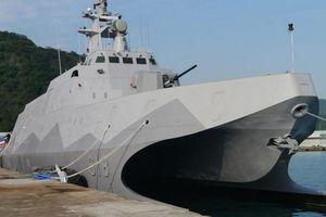 Đài Loan đã biến tàu tên lửa thành tàu cảnh sát biển như thế nào?