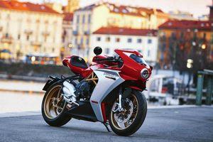 Ngắm siêu môtô MV Agusta Superveloce Ottocento từ 505 triệu đồng