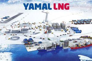 Yamal LNG đóng hai dây chuyền sản xuất để bảo trì