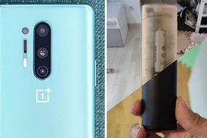 Cảnh giác với OnePlus 8 Pro vì có chế độ chụp xuyên thấu