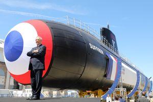 Quân đội Pháp tái khởi động chế tạo tàu ngầm hạt nhân thế hệ mới