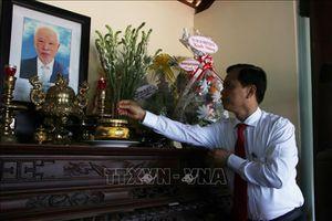 Quảng Ngãi kỷ niệm 100 năm ngày sinh đồng chí Trần Kiên