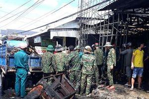 Cà Mau: Hỏa hoạn thiêu rụi cơ sở karaoke