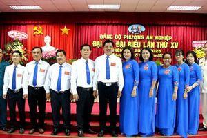 6 chi, đảng bộ tiến hành đại hội điểm cấp cơ sở nhiệm kỳ 2020-2025