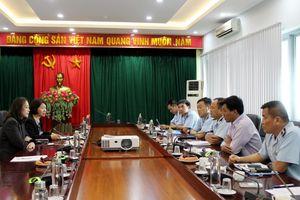 Đại sứ quán Hoàng gia Thái Lan khảo sát cơ hội xuất, nhập khẩu nông sản qua cửa khẩu Móng Cái