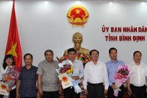 Ông Nguyễn Thành Hải làm Giám đốc Sở Kế hoạch và Đầu tư Bình Định