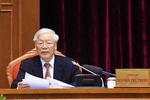 Tổng Bí Thư, Chủ tịch nước: Không vì cơ cấu mà hạ thấp tiêu chuẩn đại biểu