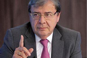 Bộ trưởng Quốc phòng Colombia bác bỏ cáo buộc của Tổng thống Venezuela