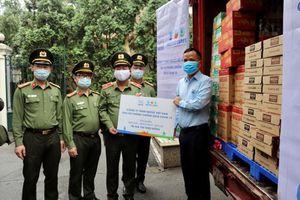 Nestlé Việt Nam hỗ trợ 12 tỉ đồng chống dịch COVID-19