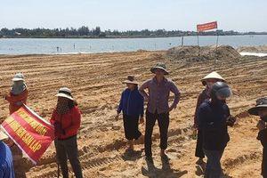Quảng Nam: Người dân phản ứng dự án lấp vịnh An Hòa