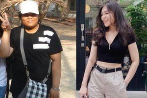 Nữ sinh lột xác sau hành trình giảm 50kg