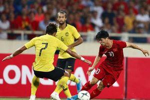 Malaysia lo lắng khi đối đầu với Việt Nam ở vòng loại World Cup