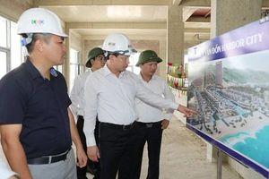Quảng Ninh chốt thời điểm khởi công khách sạn 5 sao thuộc dự án Sonasea Vân Đồn Harbor City