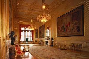 Cổ kính lâu đài Windsor