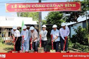 Khởi công xây dựng cầu An Bình